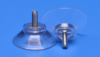 Suction cup Ø 30mm with screw M4 x approx. 11mm