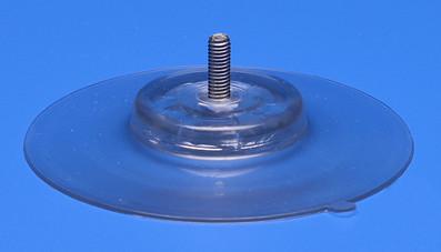 Saugnapf Ø 100mm mit Gewinde M6 (V2A) 16mm