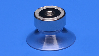 Saugnapf 30mm mit Magnet