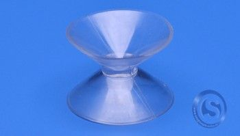 Double-sided suction cup 40mm diameter